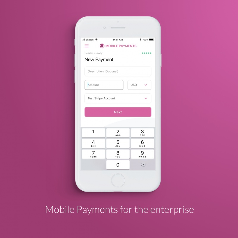 Redesign: Mobile Payments for the enterprise